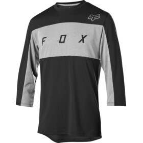 Fox Ranger Dri-Release Bike Jersey Shortsleeve Men grey/black